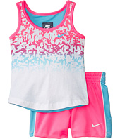 Nike Kids - Confetti Tank Top and Shorts Set (Toddler)