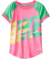 Nike Kids - Dri Fit Sport Essentials Raglan Short Sleeve Top (Little Kids)
