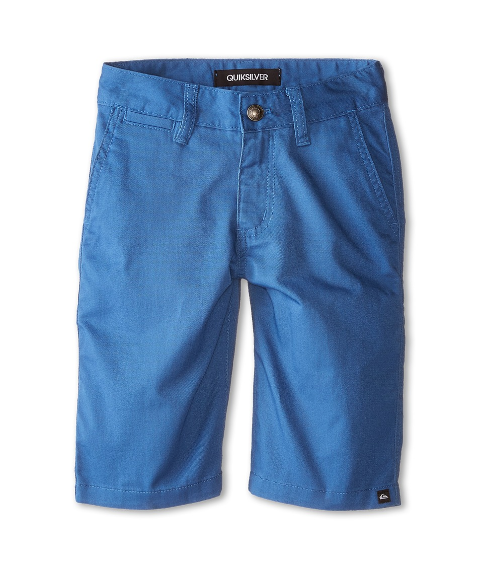 Quiksilver Kids Everyday Union Stretch Shorts Big Kids Federal Blue Boys Shorts