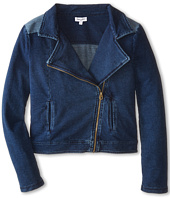 Splendid Littles - Knit Moto Jacket (Big Kids)