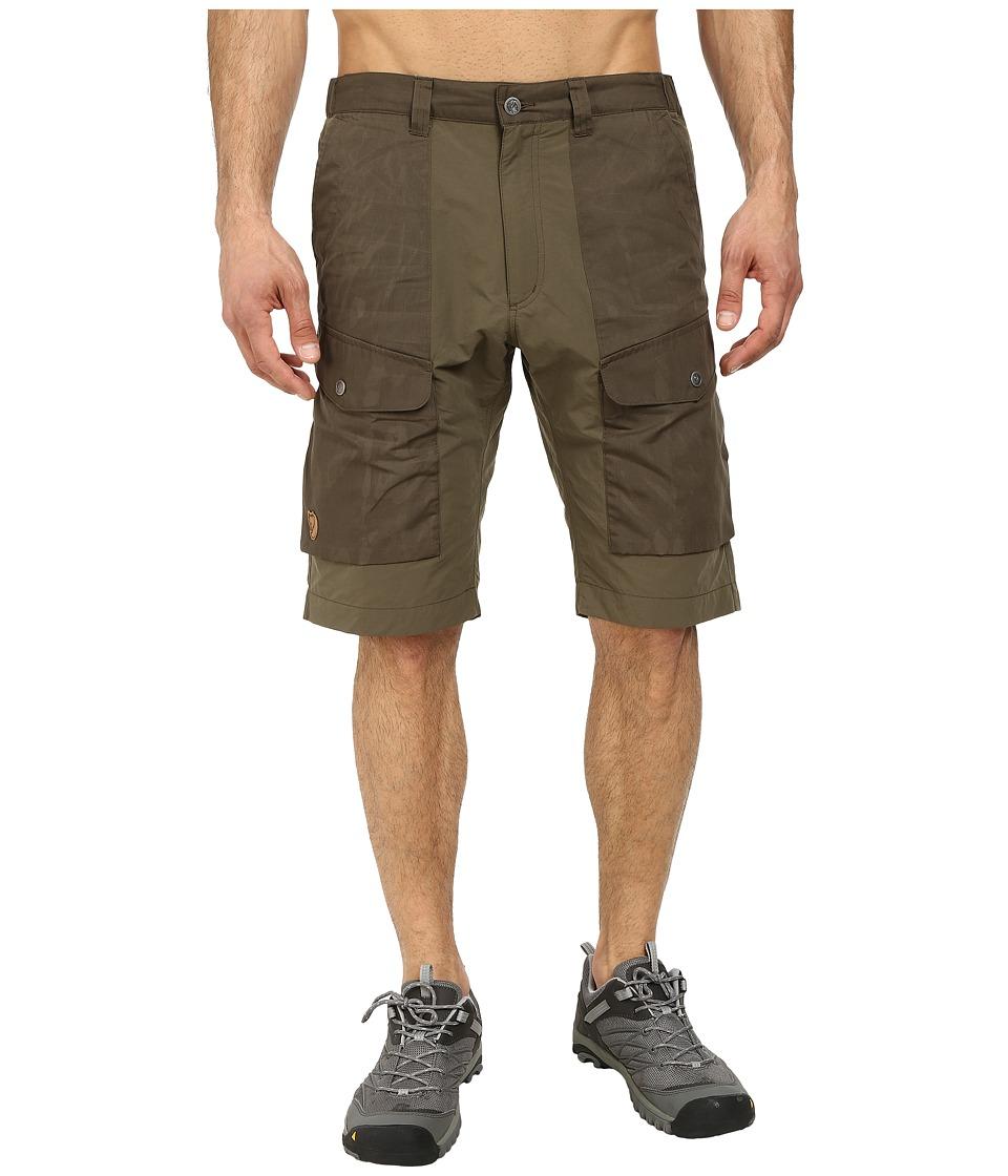Fj llr ven Abisko Hybrid Shorts Tarmac Mens Shorts