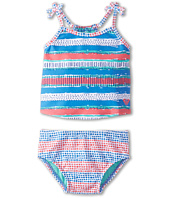 Roxy Kids - All Mixed Up Tankini Set (Infant)