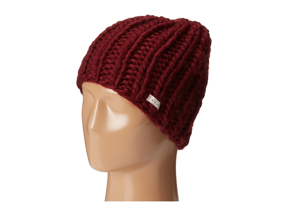 Neff Cara Maroon Hair Accessories