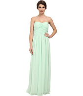 Donna Morgan - Audrey Long Strapless Chiffon Dress