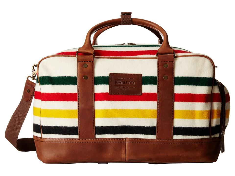 Pendleton - Adventure Bag (Glacier Park Stripe) Bags