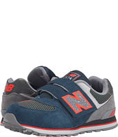 New Balance Kids - 574 Outside In (Little Kid/Big Kid)