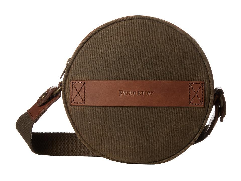 Pendleton - Canteen Purse (Yakima Camp Stripe) Handbags