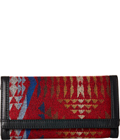 Pendleton - Leather Checkbook Wallet