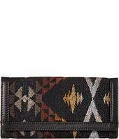 Pendleton - Leather Checkbook Wallet