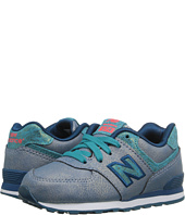 New Balance Kids - 574 Mineral Glow (Infant/Toddler)
