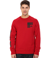 Nike SB - SB Icon Buffalo Plaid Fleece Crew