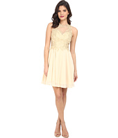 Faviana - Glamour Lace Chiffon Dress S7668