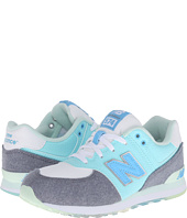 New Balance Kids - KL574 - Deep Freeze (Big Kid)