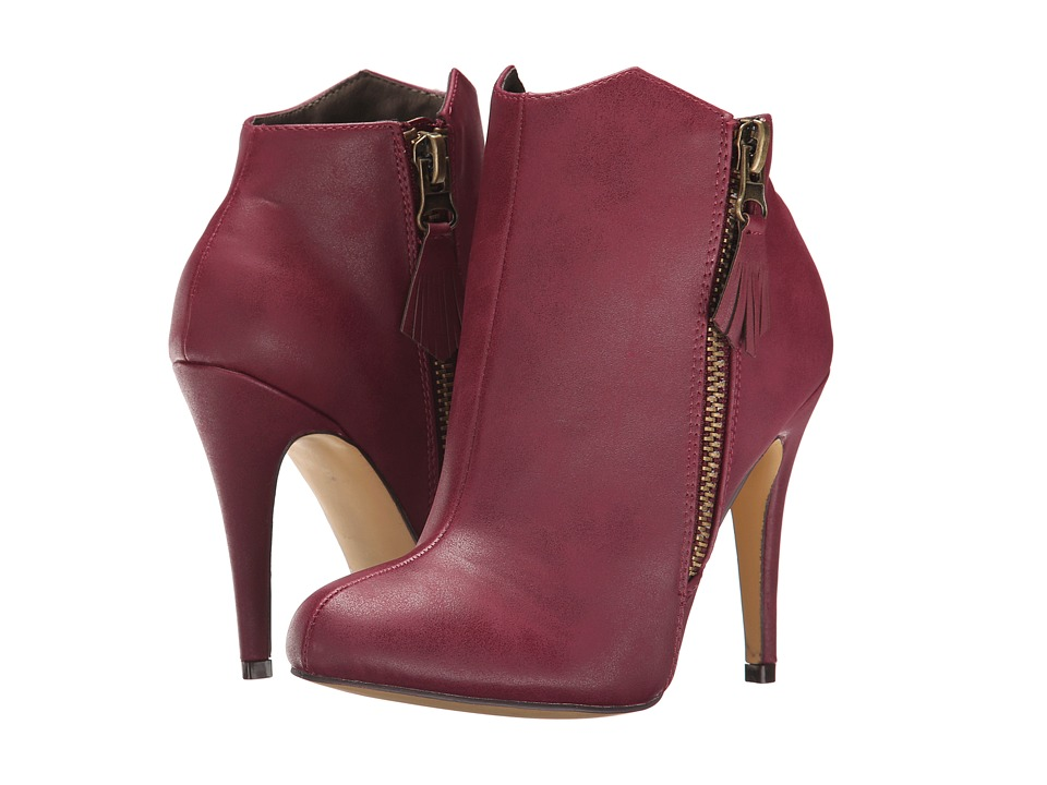 Michael Antonio - Vitto (Cranberry) Women's Pull-on Boots