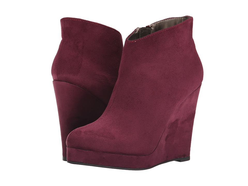 Michael Antonio - Cerras (Cranberry) Women's Pull-on Boots