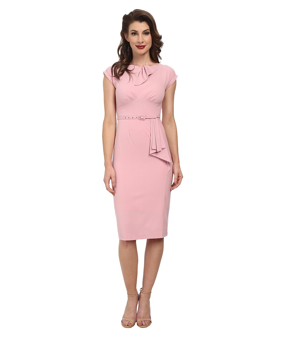Stop Staring - Timeless Dress Pink Womens Dress $213.00 AT vintagedancer.com