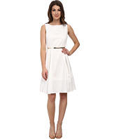 Calvin Klein - Fit & Flare with Lace Insert