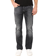 Hudson - Byron Five-Pocket Straight Jeans in Blacksmith