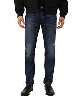Hudson - Blake Slim Straight Jeans in Landslide