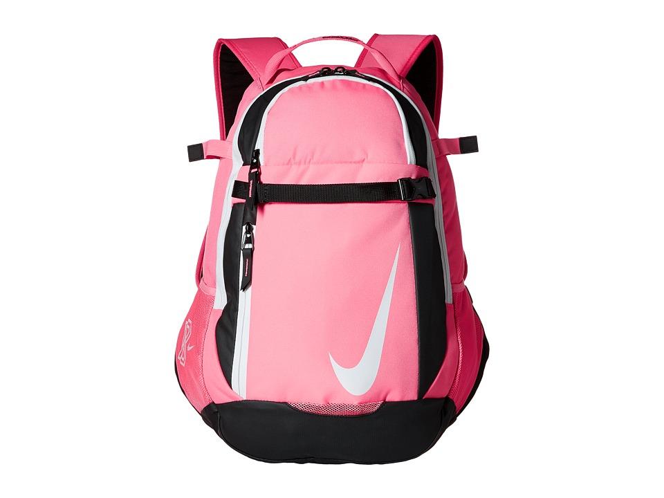 Nike - Vapor Select Backpack (Laser Pink/Black/White) Backpack Bags