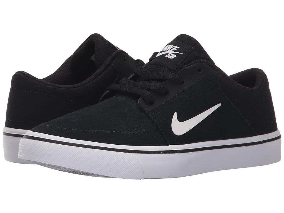 green nike sb shoes
