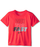 Nike Kids - Way Too Fast Dri-Fit Tee (Little Kids)