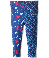 Nike Kids - Leg-A-See Aop Cotton Tights (Toddler)