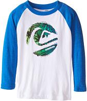 Quiksilver Kids - Ripped Circle T-Shirt (Toddler/Little Kids)