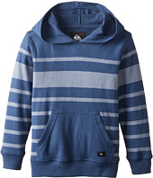 Quiksilver Kids - Snit Stripe Hoodie (Toddler/Little Kids)