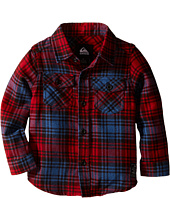 Quiksilver Kids - Everyday Flannel Shirt (Toddler)