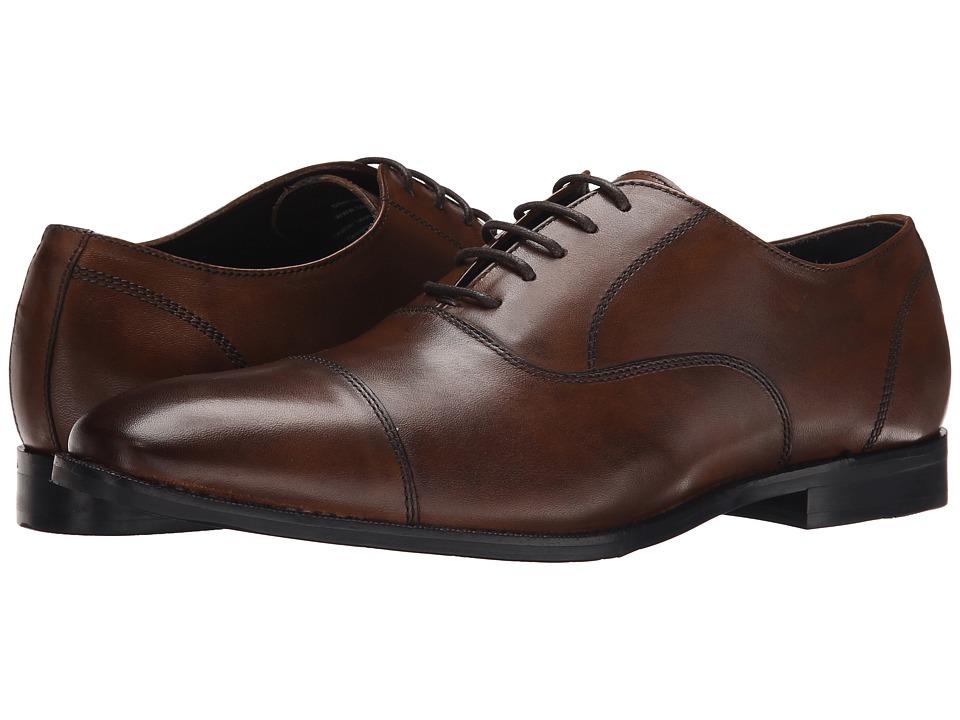 Gordon Rush Dillon (Chestnut Leather) Men's Lace Up Cap T...