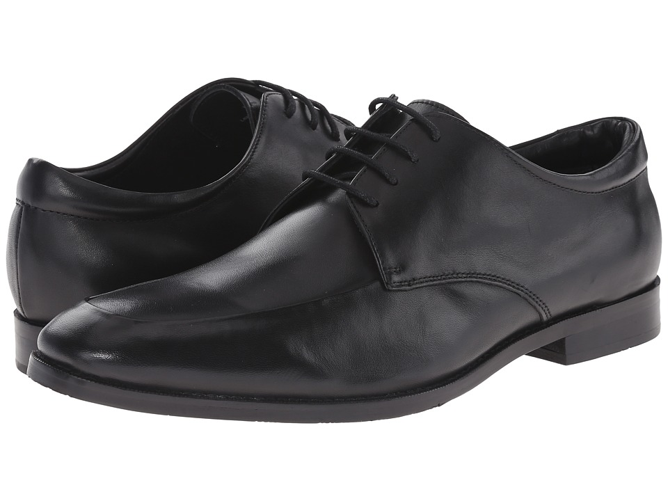Gordon Rush Tyler (Black Nappa Leather) Men