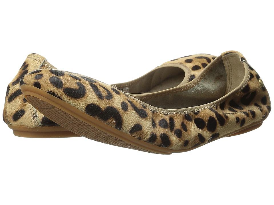 hush puppies leopard print shoes