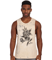 Obey - Roses Of Death Moto Tank Top
