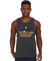 Obey - Worldwide Message Moto Tank Top