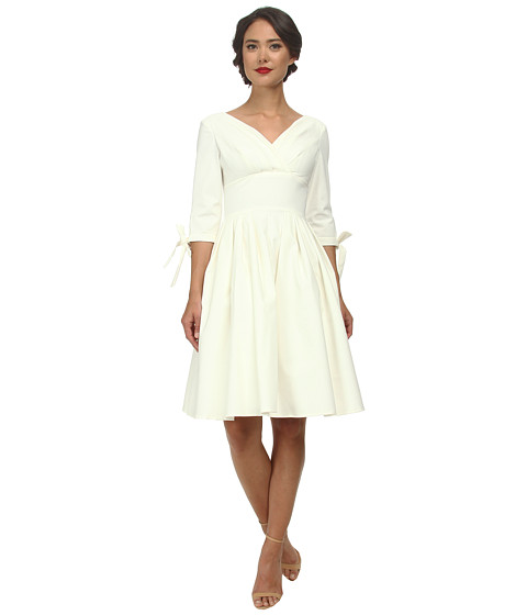 Unique Vintage Diana Swing Dress