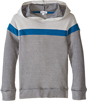 Splendid Littles - Two-Tone Thermal Blocked Hoodie (Little Kids)