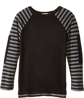 Splendid Littles - Long Sleeve Knit Crew (Little Kids)