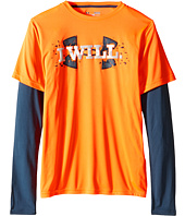 Under Armour Kids - UA Armour Up 2-In-1 Long Sleeve (Big Kids)