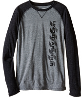 Under Armour Kids - UA Surge Long Sleeve Tee (Big Kids)