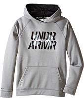 Under Armour Kids - UA Storm Armour® Fleece Script Hoodie (Big Kids)