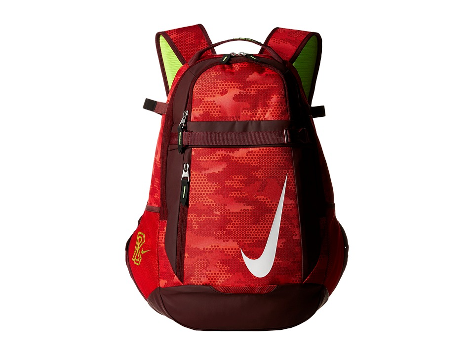 Nike - Vapor Select Bat Backpack Graphic (University Red/Dark Team Red/White) Backpack Bags