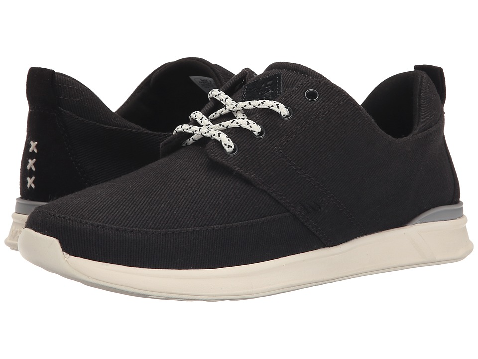 Reef Rover Low (Black) Women