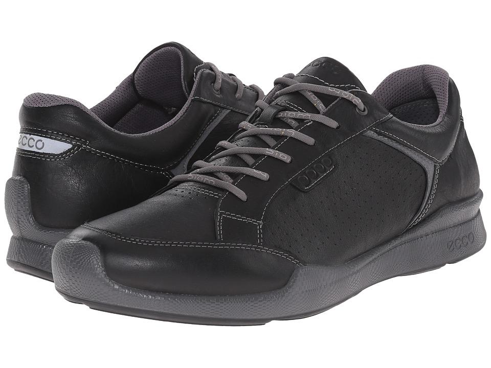 ECCO Sport - Biom Hybrid Walk II (Black/Titanium) Men