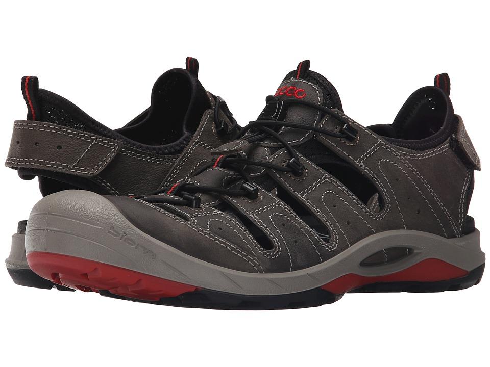 ECCO Sport Biom Delta Offroad Dark Shadow/Black/Tomato Mens Shoes