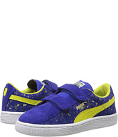 Puma Kids - Suede W Camo V (Toddler/Little Kid/Big Kid)