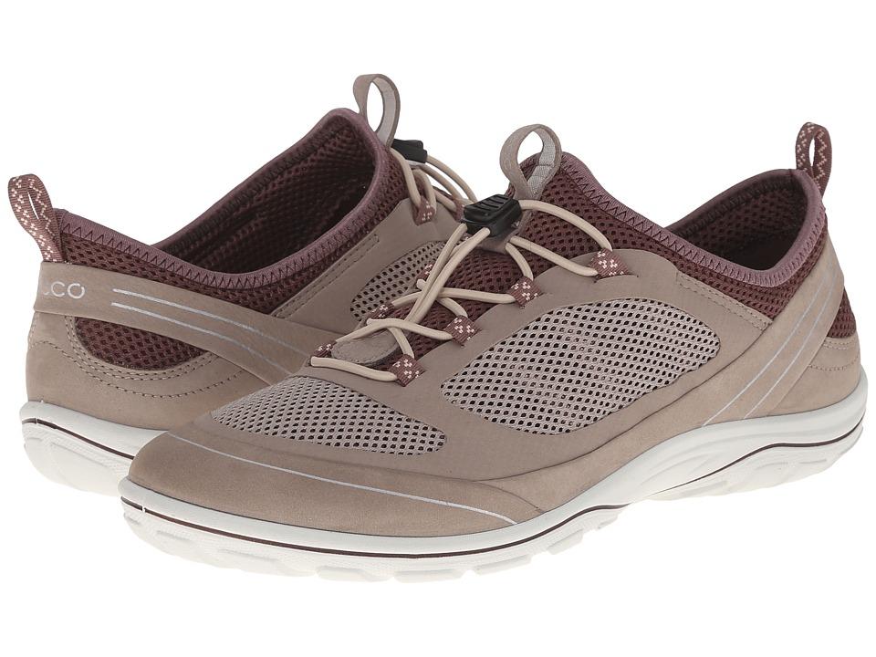ECCO Sport Arizona Toggle Moon Rock/Moon Rock/Dusty Purple Womens Shoes