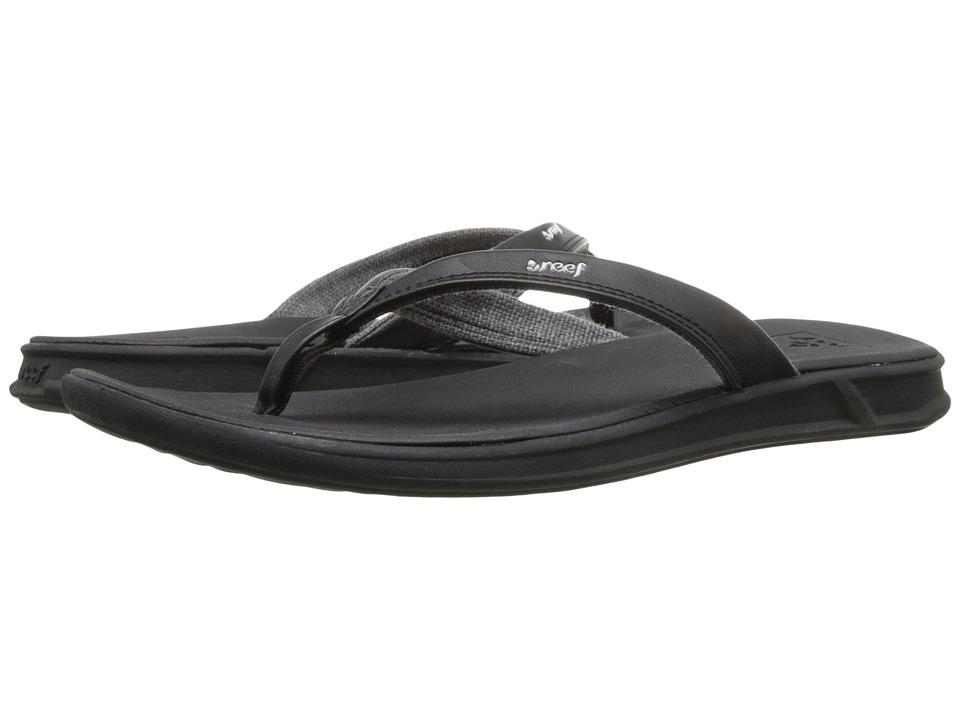 Reef - Rover Catch (Black) Women's Sandals