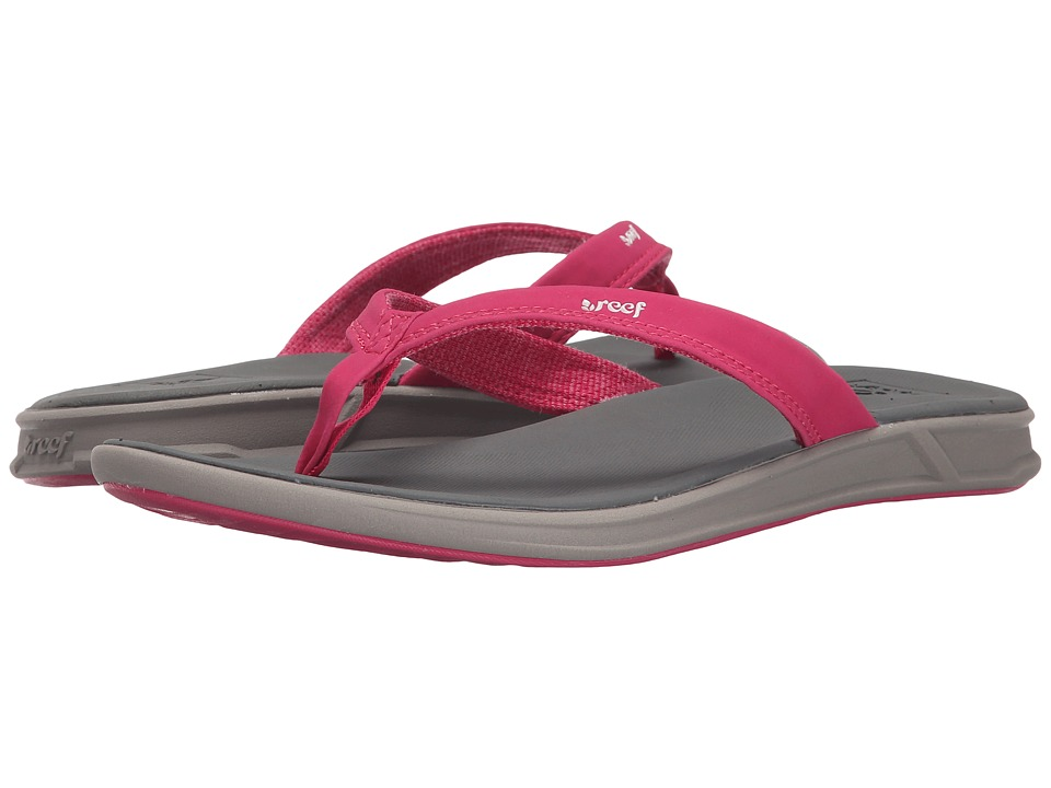Reef Rover Catch (Grey/Pink) Women