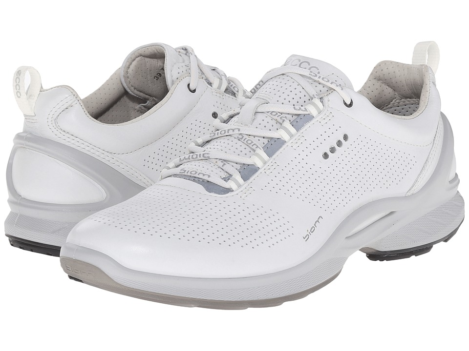 ECCO Sport - Biom Fjuel Train (White) Womens Shoes